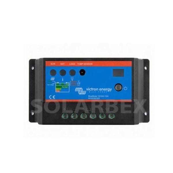 regulador carga 12/24V 10Ah PWM