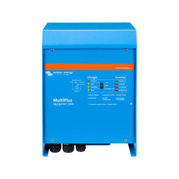 inversor cargador 24v 5000w victron