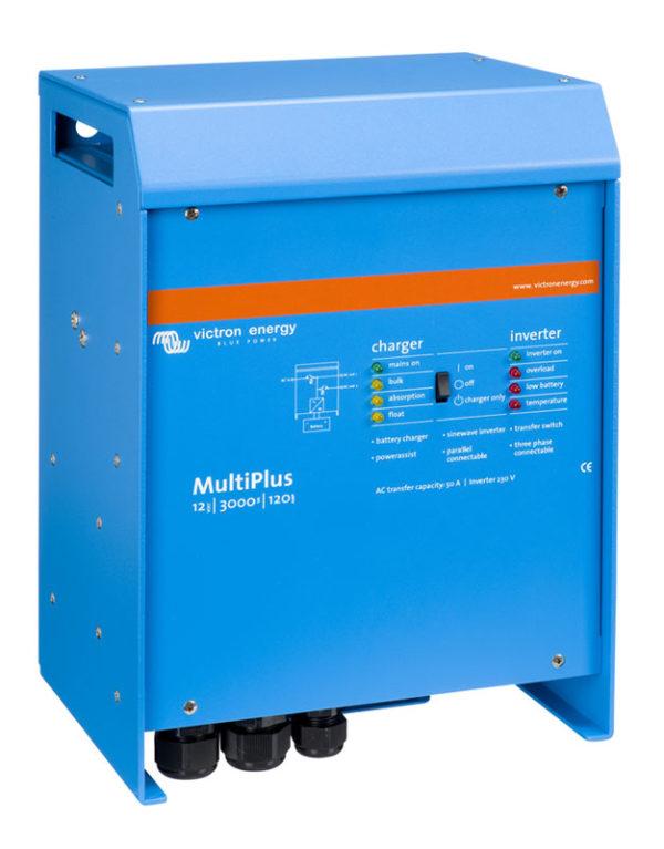 inversor cargador victron multiplus 12v 300w 120ah hasta 50ah