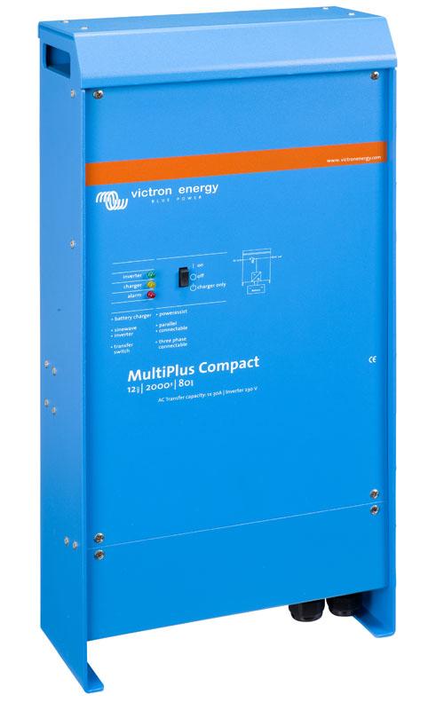 inversor cargador 12v 2000w multi compact victron