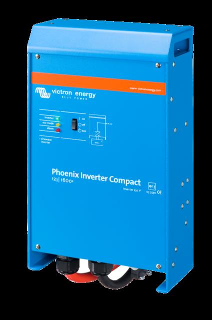 inversor 12v 2000w phoenix compact