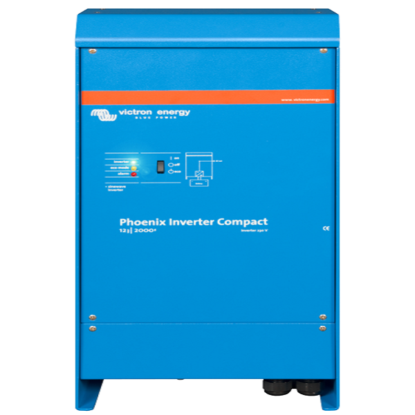 inversor phoenix compact 12v 2000w