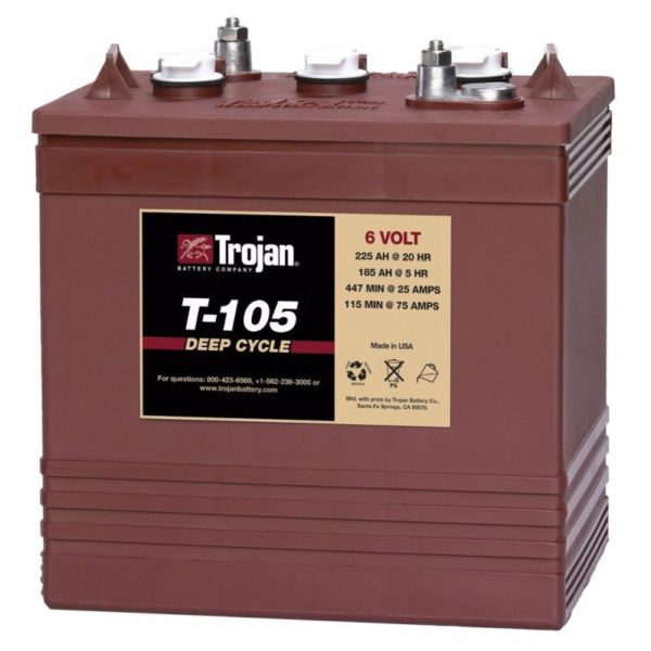 bateria trojan t105 6v 250ah
