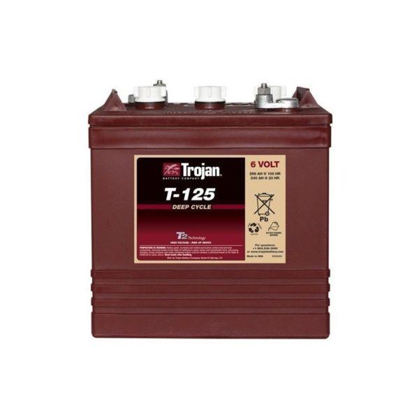 bateria trojan t125 6v