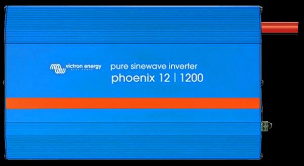 inversor phoenix 12v 1200w onda sinusoidal pura