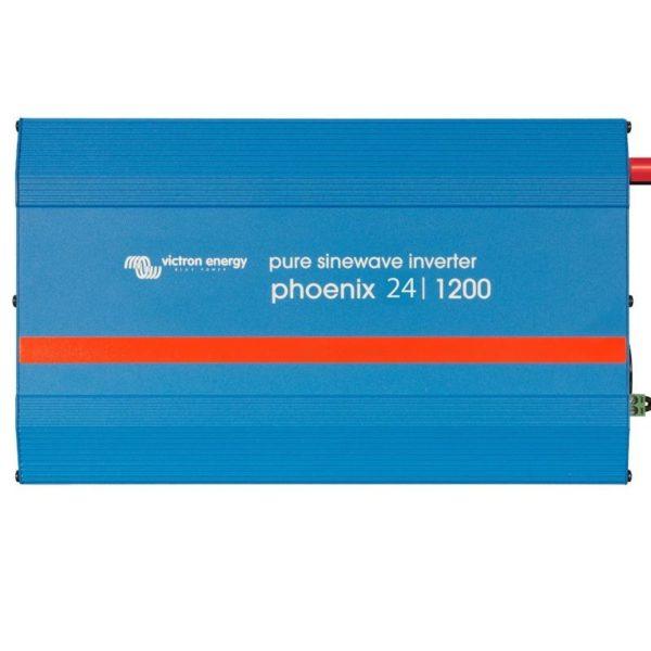 inversor onda sinusoidal 24v 1200w phoenix