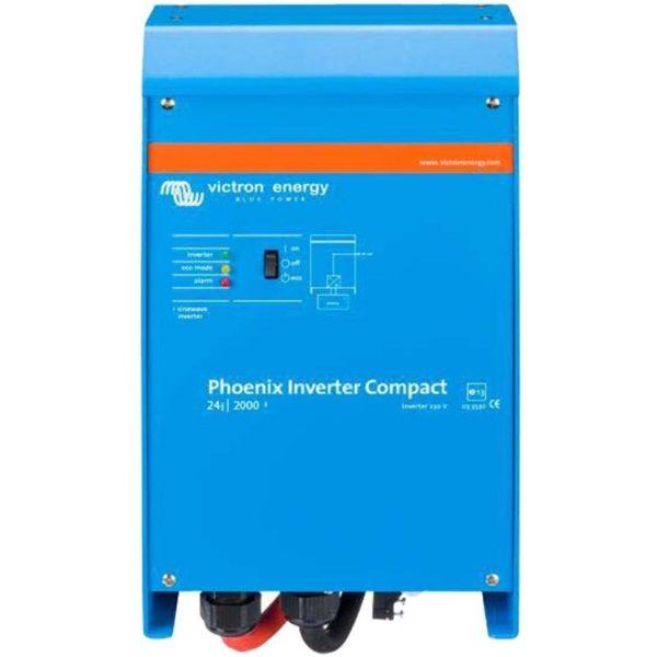 inversor 24v 2000w phoenix compact