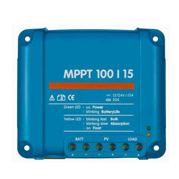 regulador carga mppt 100-15