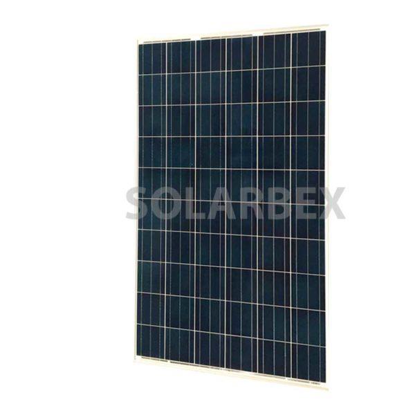 placa solar 165W 24v