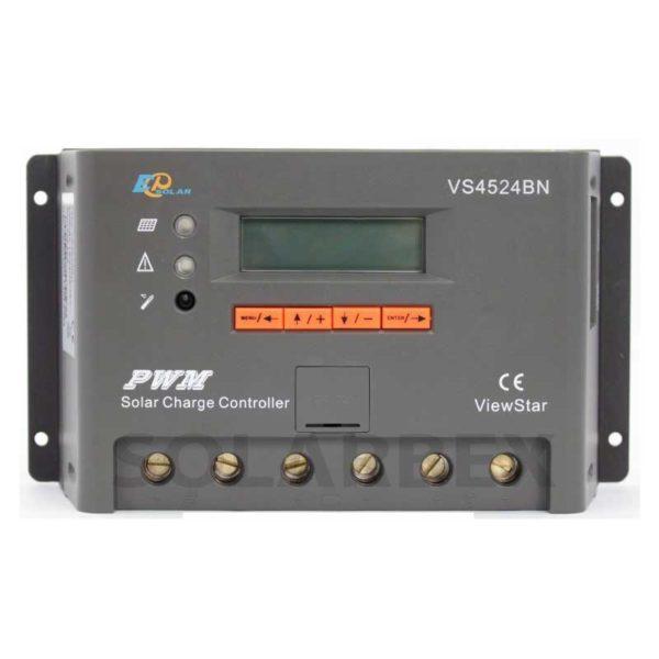 regulador de carga pwm 45ah 24V