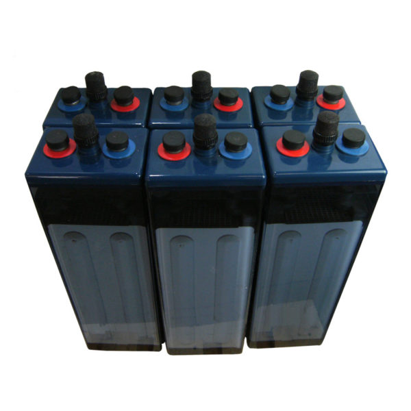 bateria solar 12v opzs