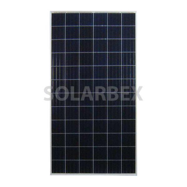 placa solar 310w 24v 72 cedulas