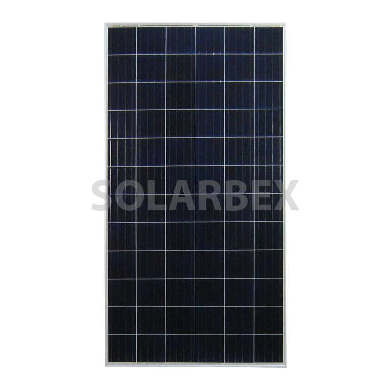 placa solar 330w 24v 72 cedulas