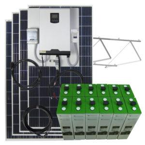 kit solar n5 5000w dia