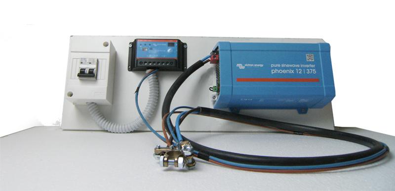 sistema premontado kit solar n1 500W