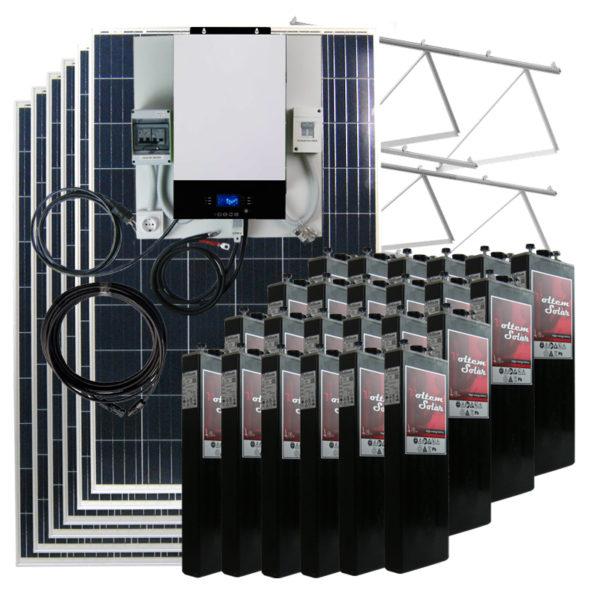 kit solar 48v 12.00W