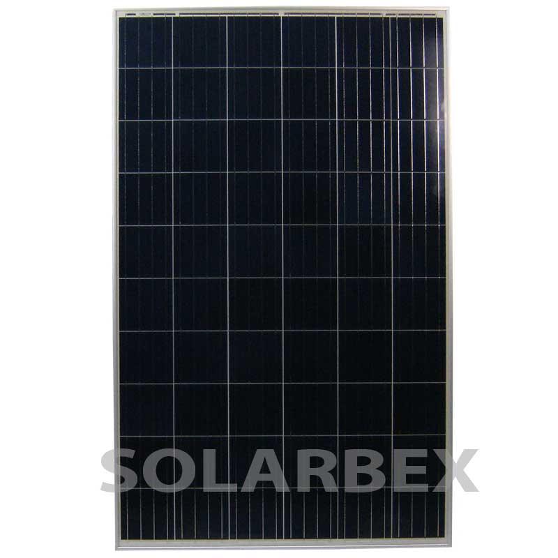placa solar 250 watios
