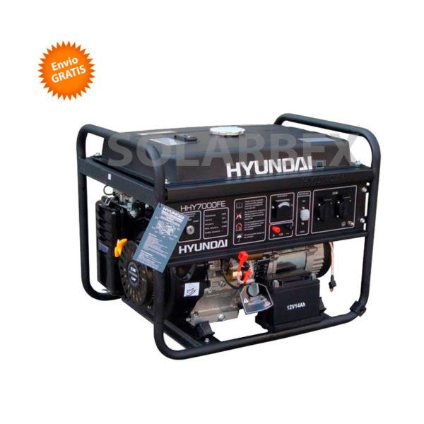generador eléctrico gasolina hyundai