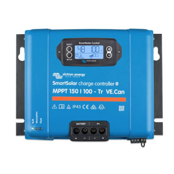 controlador carga solar victron 150 voltios 100 amperios