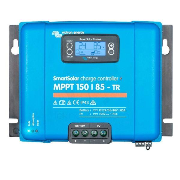 regulador carga mppt victron 150v 85 amperios