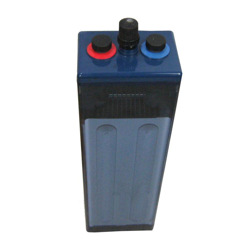 elemento 2V bateria solar opzs