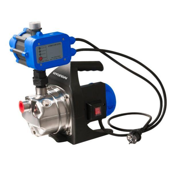 grupo de presión de agua con presscontrol