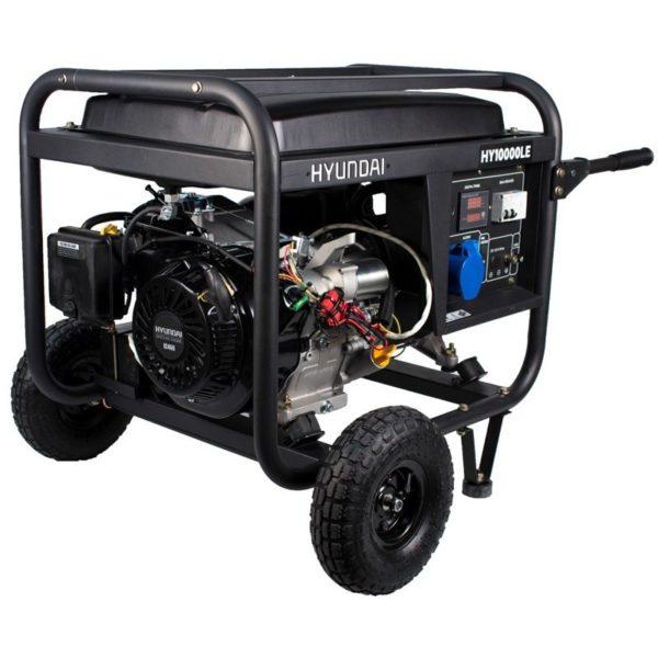 generador eléctrico gasolina 7800 vatios monofásico