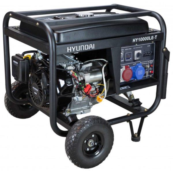 generador eléctrico 7000 Vatios gasolina trifasico