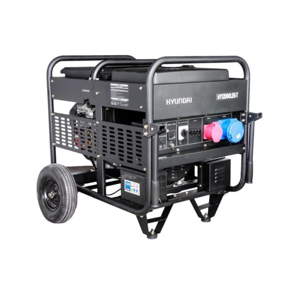generador electrico gasolina 8000 Vatios trifasico