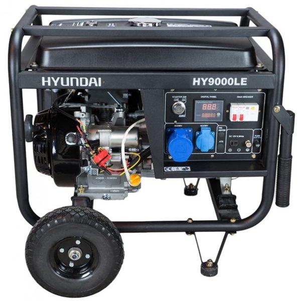 generador electrico gasolina 6.000 vatios gran capacidad deposito