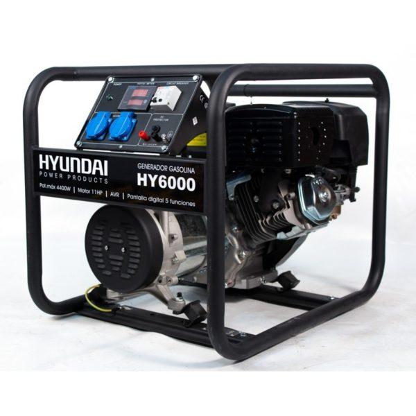 generador eléctrico gasolina 4000 W