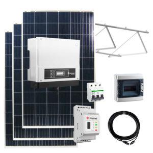 kit solar para autoconsumo 1500w