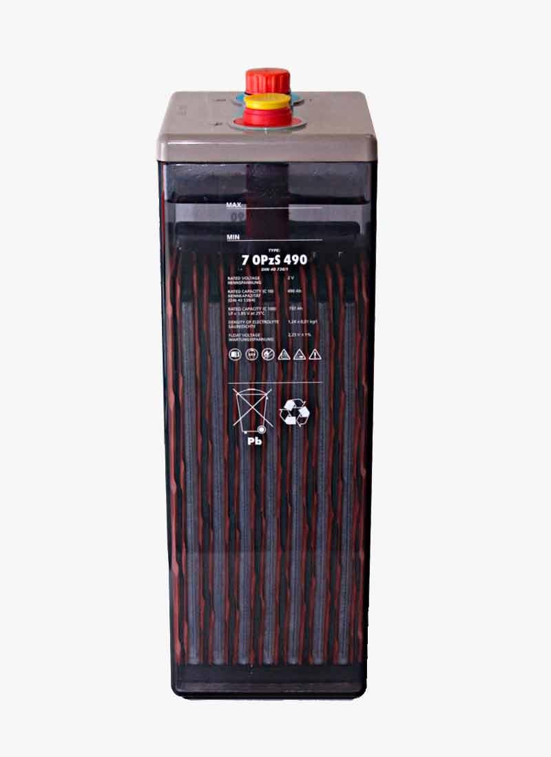 bateria opzs 2V