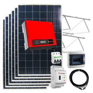 kit solar autoconsumo 13.000w