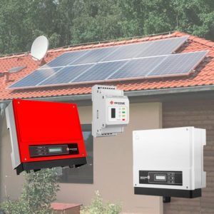 Kits solares Autoconsumo