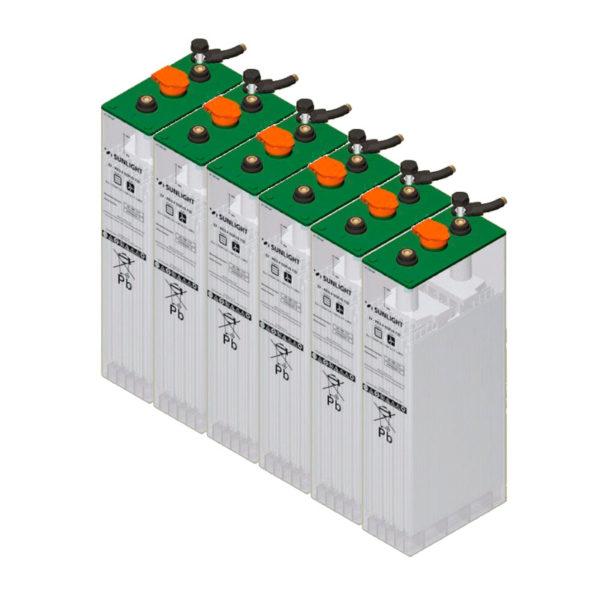 bateria solar 12 Voltios Sopzs