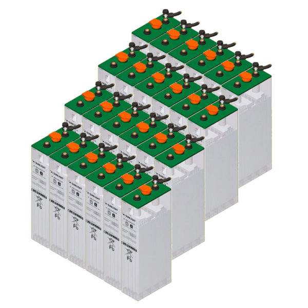 bateria solar 48V sopzs