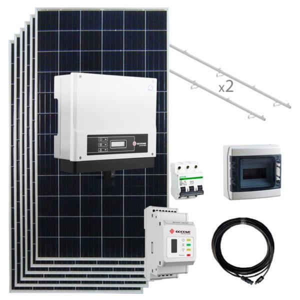 KIT SOLAR AUTOCONSUMO 8000W PROMOCION