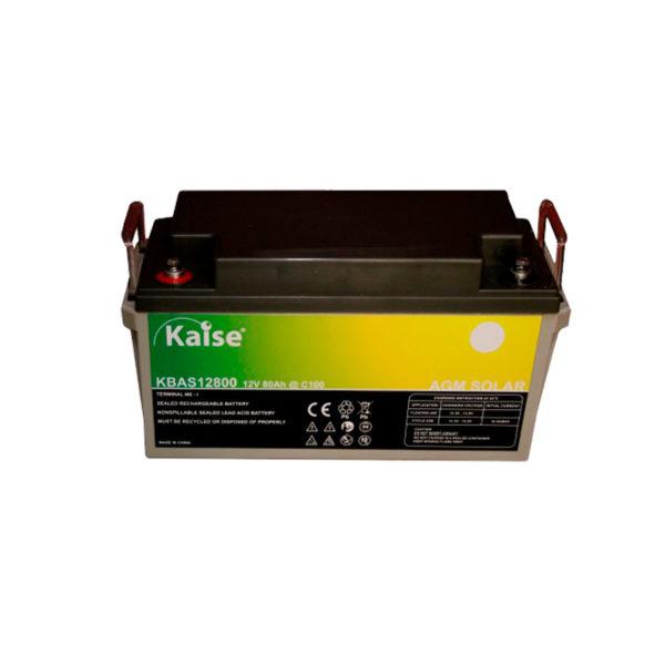 bateria solar agm monoblock 12v 80ah