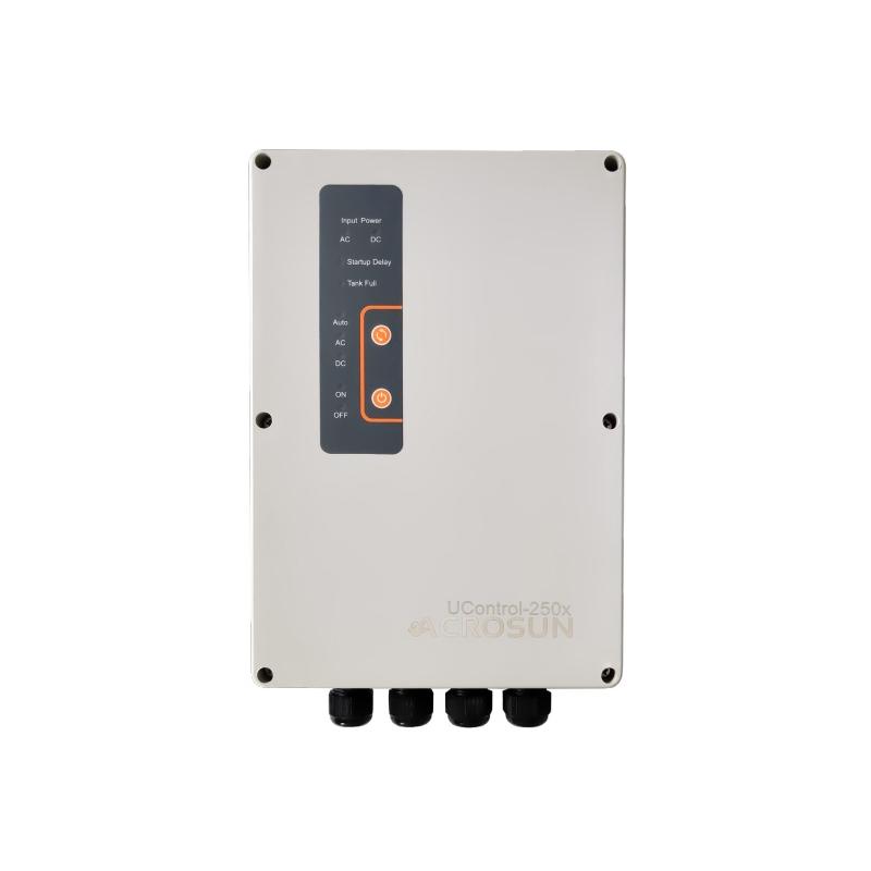 controladora bomba solar acrosun