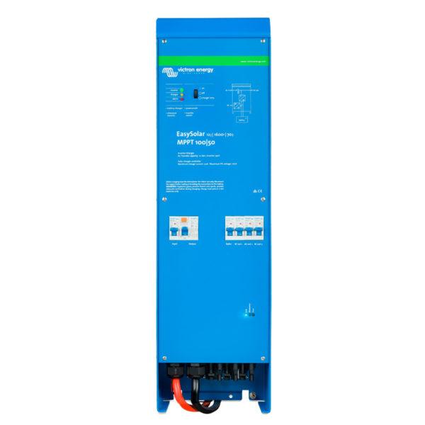 inversor hibrido 12v 1600va voltronic easysolar