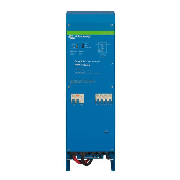inversor hibrido 24v 1600va voltronic