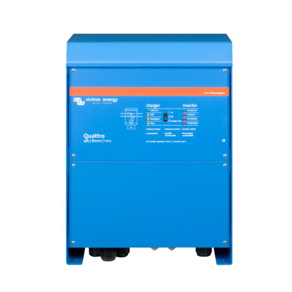 inversor cargador victron 48v 6500w