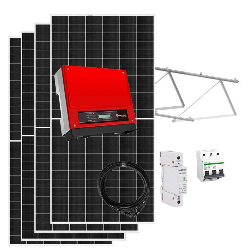 kit solar autoconsumo 1,5Kw
